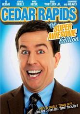Rent Cedar Rapids on DVD