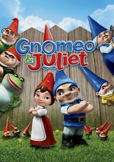 Rent Gnomeo and Juliet on DVD