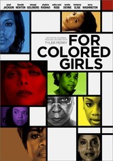 Rent For Colored Girls on DVD