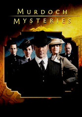 Rent Murdoch Mysteries on DVD