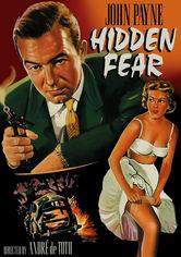 Rent Hidden Fear on DVD