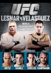Rent UFC 121: Lesnar vs. Velasquez on DVD
