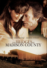 Rent The Bridges of Madison County on DVD