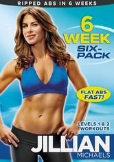 Rent Jillian Michaels: 6 Week Six-Pack on DVD