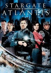 Rent Stargate Atlantis on DVD