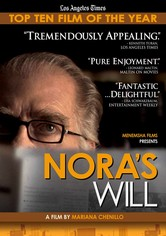 Rent Nora's Will on DVD