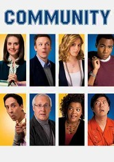 Rent Community on DVD