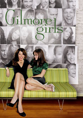Rent Gilmore Girls on DVD