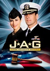 Rent JAG on DVD
