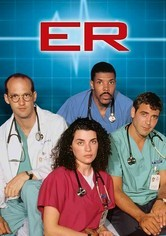 Rent ER on DVD
