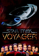 Rent Star Trek: Voyager on DVD