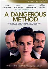 Rent A Dangerous Method on DVD
