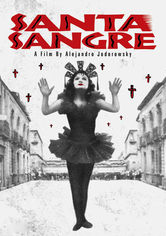 Rent Santa Sangre on DVD