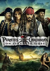 Rent Pirates of the Caribbean: Stranger Tides on DVD
