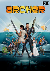 Rent Archer on DVD