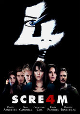 Rent Scream 4 on DVD