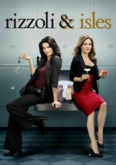 Rent Rizzoli & Isles on DVD