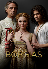 Rent The Borgias on DVD