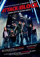 Rent Attack the Block on DVD