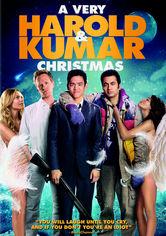 Rent A Very Harold & Kumar Christmas on DVD