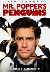 Rent Mr. Popper's Penguins on DVD