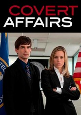 Rent Covert Affairs on DVD