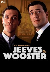 Rent Jeeves and Wooster on DVD