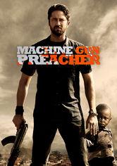 Rent Machine Gun Preacher on DVD
