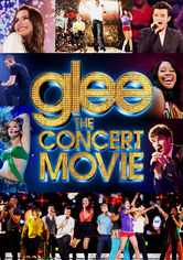 Rent Glee: The Concert on DVD