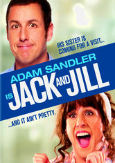 Rent Jack and Jill on DVD