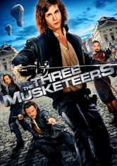 Rent The Three Musketeers on DVD