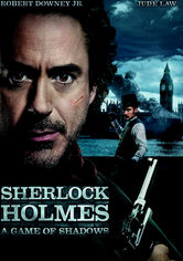 Rent Sherlock Holmes: A Game of Shadows on DVD