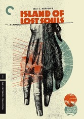 Rent Island of Lost Souls on DVD