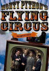 Rent Monty Python's Flying Circus on DVD