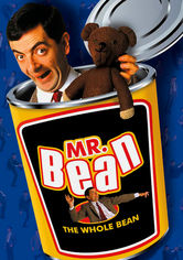 Rent Mr. Bean: The Whole Bean on DVD