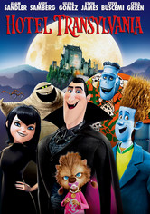 Rent Hotel Transylvania on DVD