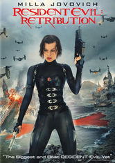Rent Resident Evil: Retribution on DVD