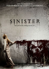 Rent Sinister on DVD