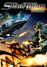 Rent Starship Troopers: Invasion on DVD