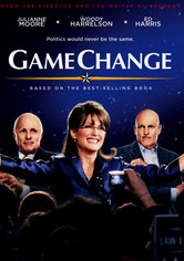 Rent Game Change on DVD