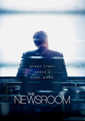Rent The Newsroom on DVD