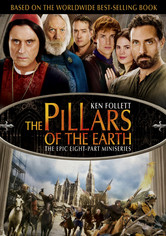 Rent The Pillars of the Earth on DVD