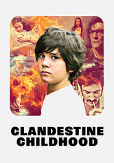 Rent Clandestine Childhood on DVD