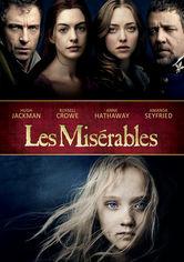 Rent Les Misérables on DVD