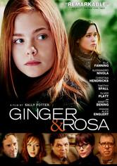 Rent Ginger & Rosa on DVD