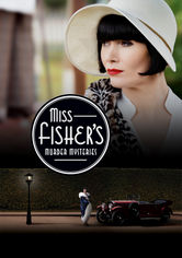 Rent Miss Fisher's Murder Mysteries on DVD