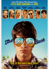 Rent The Way Way Back on DVD