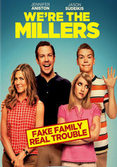 Rent We're the Millers on DVD