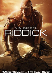 Rent Riddick on DVD