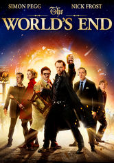 Rent The World's End on DVD
